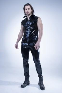 Pantalon Shawn Vinyle
