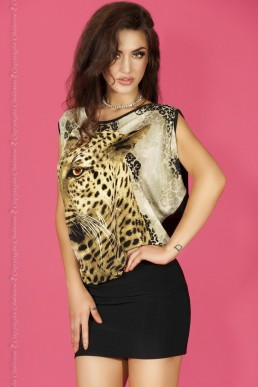 Robe léopard - Chilirose