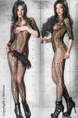 Bodystocking Tattoo - Chilirose
