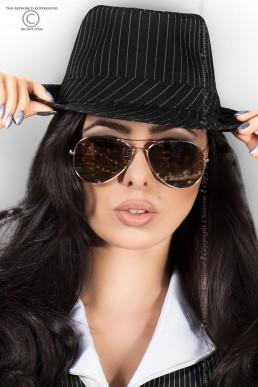 Chapeau de Gangster - Chilirose