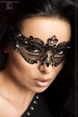 Masque Vénitien modèle 3755 - Chilirose