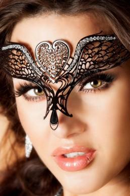 Masque Vénitien modèle 3705 - Chilirose