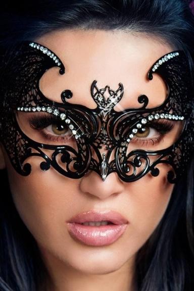 Masque Vénitien modèle 3994 - Chilirose