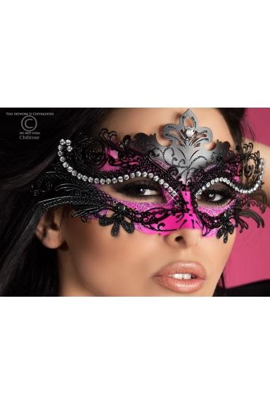 Masque Vénitien modèle 3993 - Chilirose