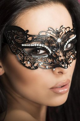 Masque Vénitien modèle 3754 - Chilirose