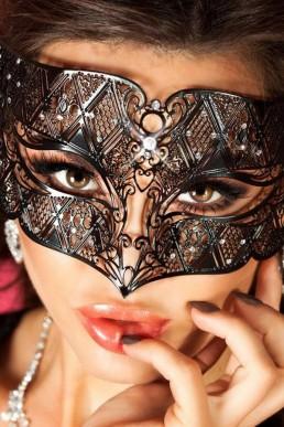 Masque Vénitien modèle 3702 - Chilirose