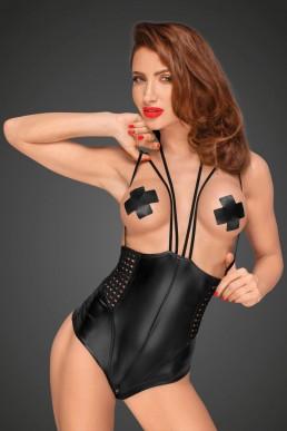 Body seins nus - Noir Handmade