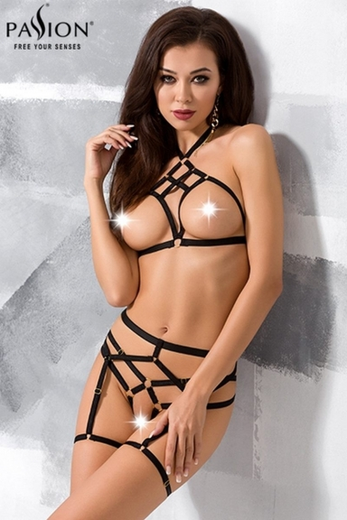 Lingerie harnais Morgan - Passion