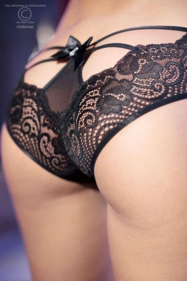 Culotte sensuelle - Chilirose