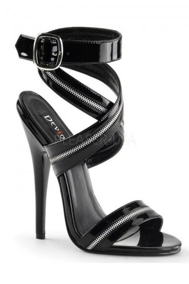 Sandales à zips - Pleaser