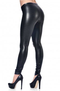Leggings Vera simili cuir - Patrice Catanzaro