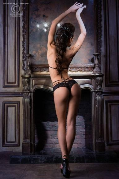 Lingerie sexy dentelle - Chilirose