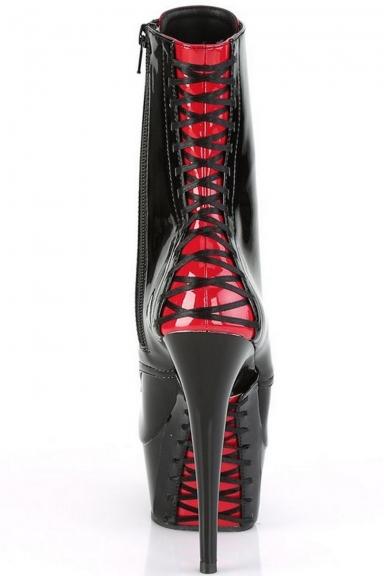 Bottines semelle corset - Pleaser