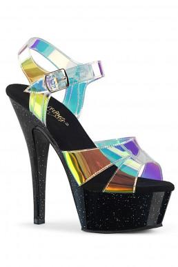 Sandales miroir - Pleaser