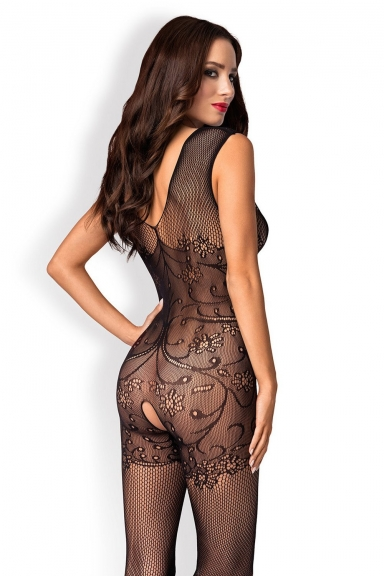 Bodystocking effet tattoo - Obsessive