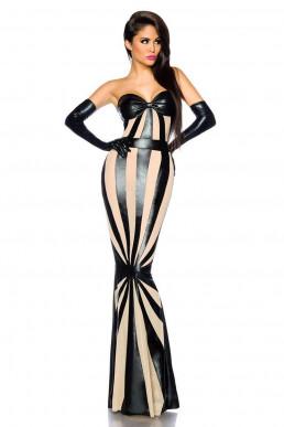 Robe longue Diva - Saresia