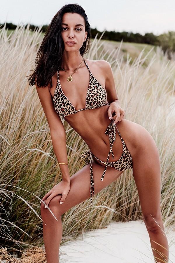 Bikini léopard réversible - Obsessive
