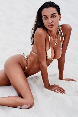 Bikini string à nouer Bella - Obsessive