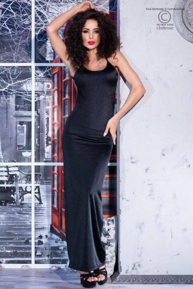 Robe longue sexy - Chilirose
