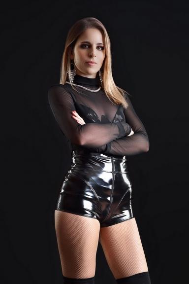 Short Jenna noir - Patrice Catanzaro