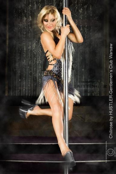 Robe Gogo Danseuse - Chilirose